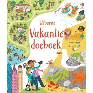 Usborne Boeken, Doeboeken - Vakantie doeboek (6+ jr.)