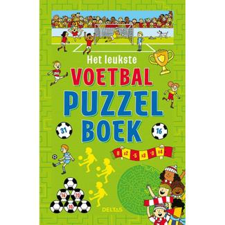 Deltas Boeken, Doeboeken - Het leukste voetbal puzzelboek (8+ jr.)