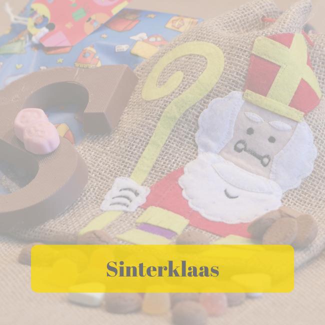 Zakelijke diensten Sinterklaas