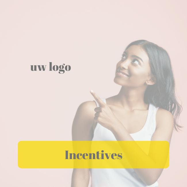 Zakelijke diensten incentives