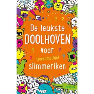Deltas Boeken, Doeboeken - De leukste doolhoven voor (toekomstige) slimmeriken
