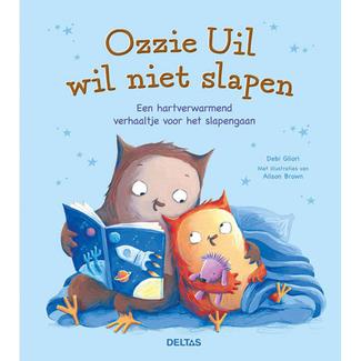 Deltas Boeken, Voorleesboeken - Ozzie Uil wil niet slapen