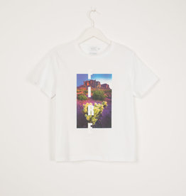 INDEE T-shirt Isabella Arizona white