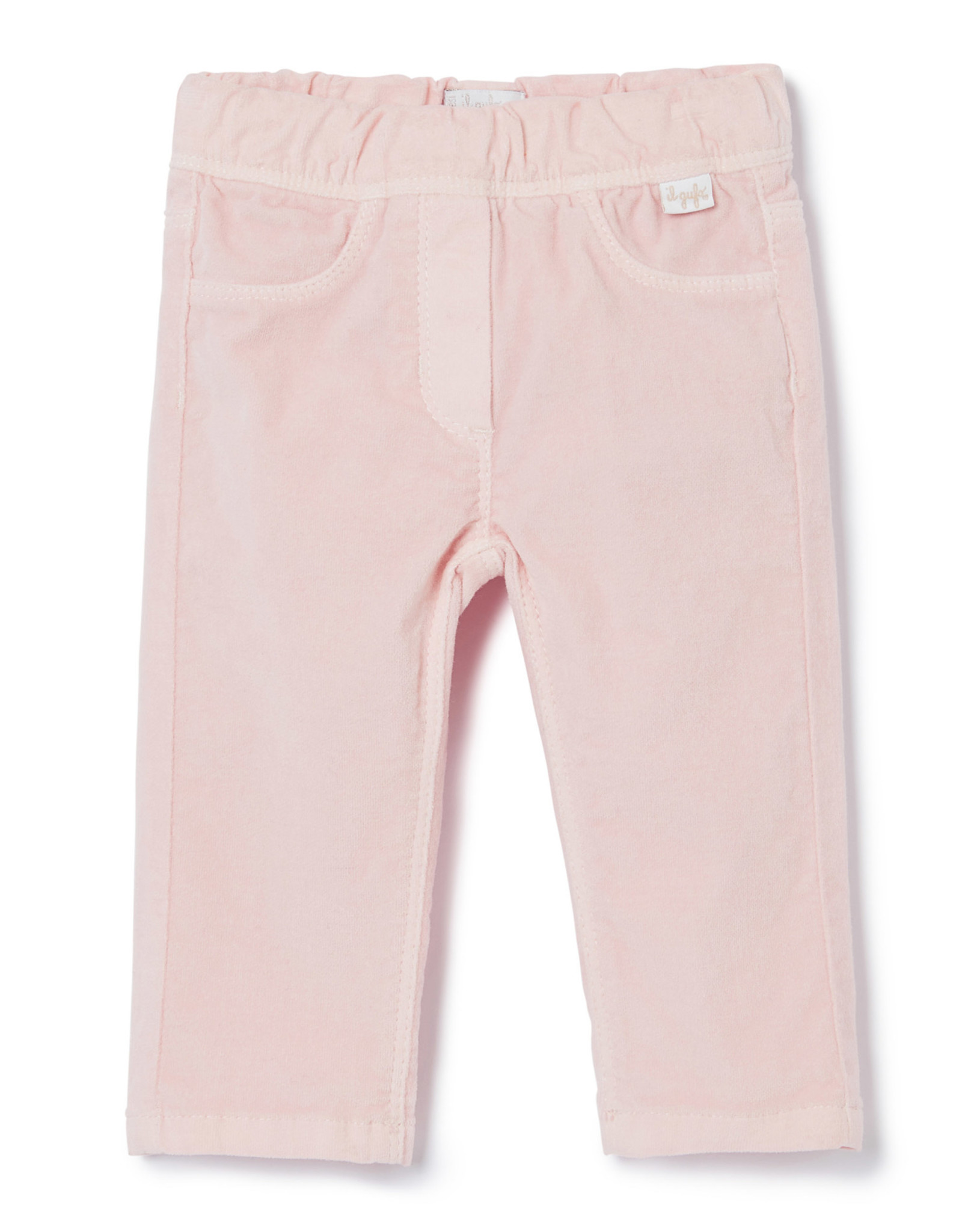 IL GUFO Baby Trousers Quartz Pink