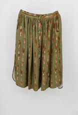 MORLEY Haley Flamme Military Skirt