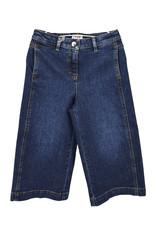 IL GUFO Capri Pants Dark Blue