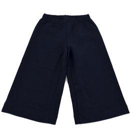 IL GUFO Capri Pants Navy Blue