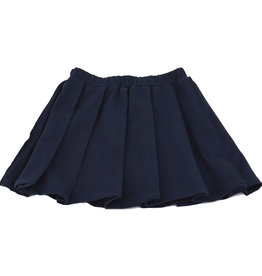 IL GUFO Skirt Navy Blue