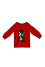 LEVI'S LvbLsGraphicTee Super Red
