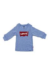 LEVI'S Lvb L/S Batwing Tee Regatta Snow Yarn
