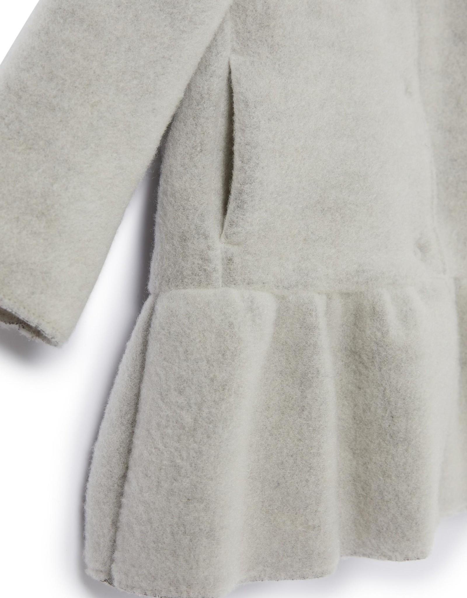 IL GUFO Coat Fog Grey