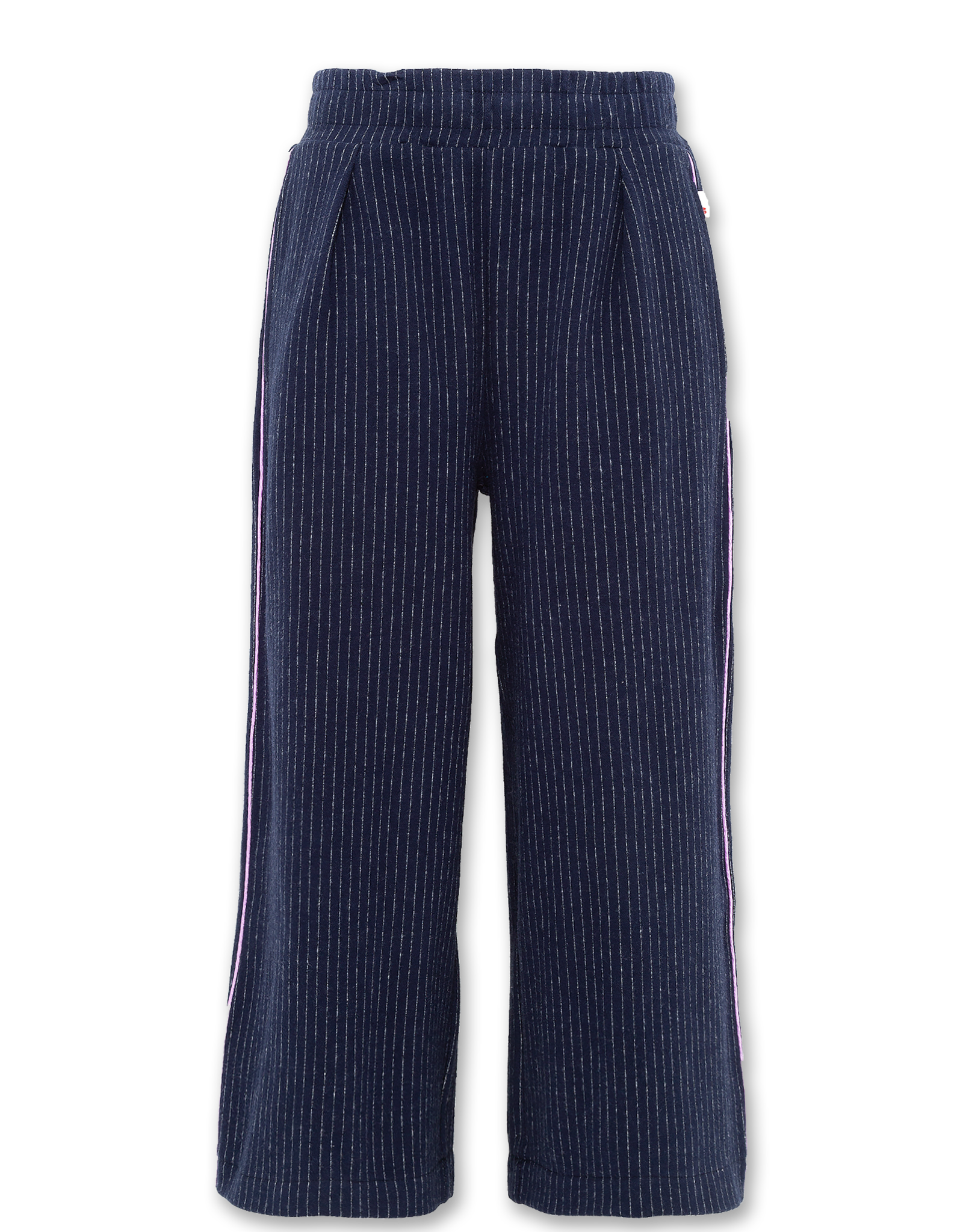 AMERICAN OUTFITTERS alicia striped pants Dark navy