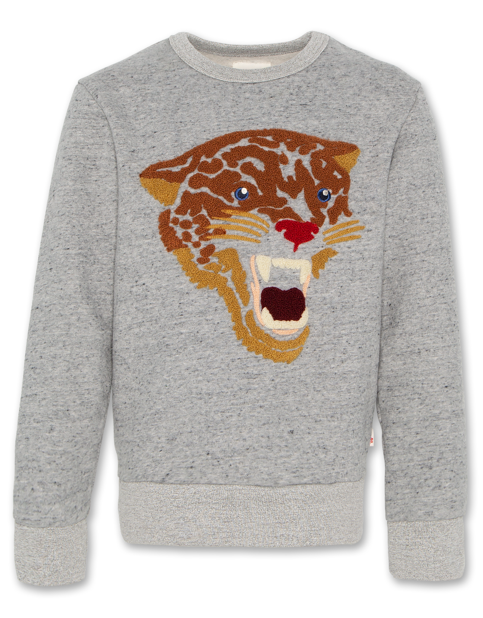 AMERICAN OUTFITTERS c-neck sweater leopard Oxford