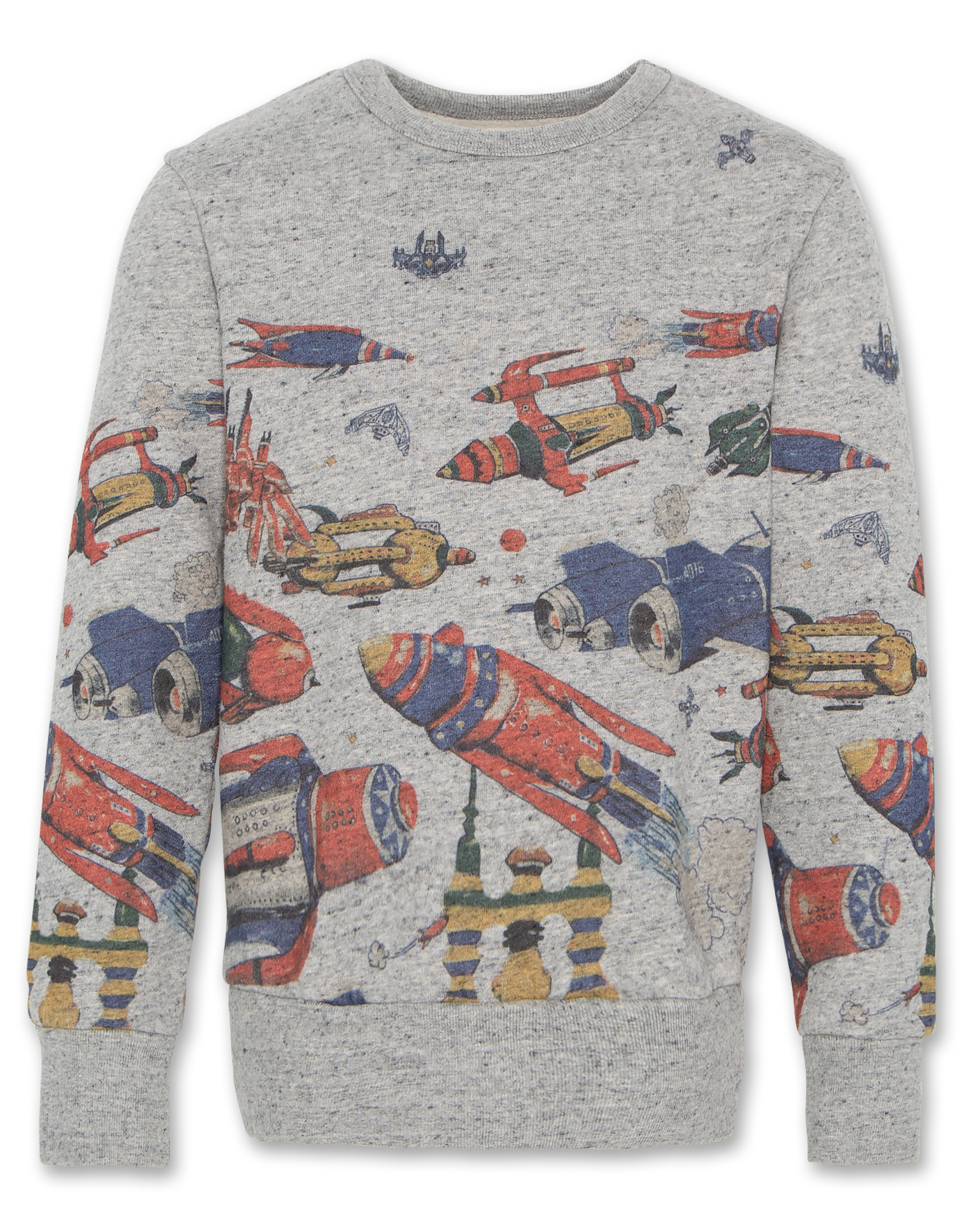 AMERICAN OUTFITTERS c-neck sweater scifi Oxford