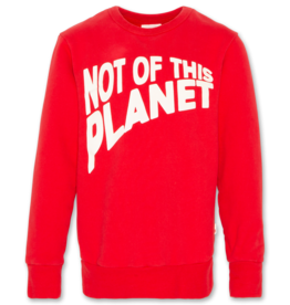 AMERICAN OUTFITTERS c-neck sweater planet Red