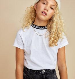 LES COYOTES DE PARIS Alisa white t-shirt