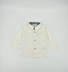 EMC Wit hemd in katoen BX1568