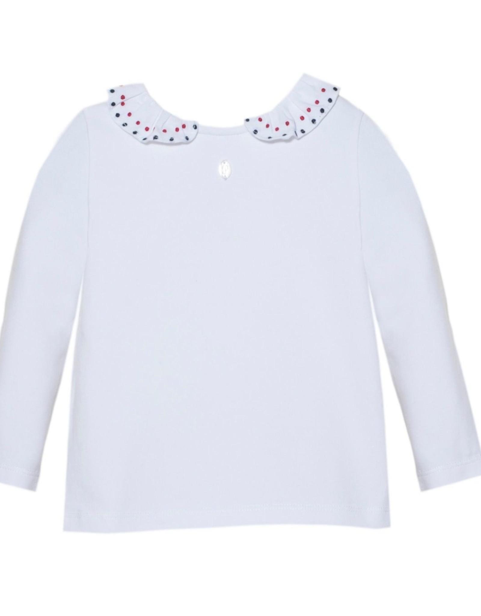 PATACHOU Girl t-shirt white