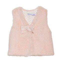 PATACHOU Girl vest blossom pink