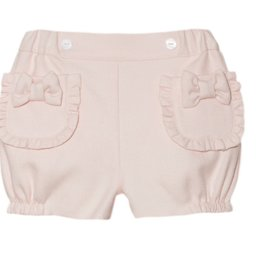 PATACHOU Girl short melange pink