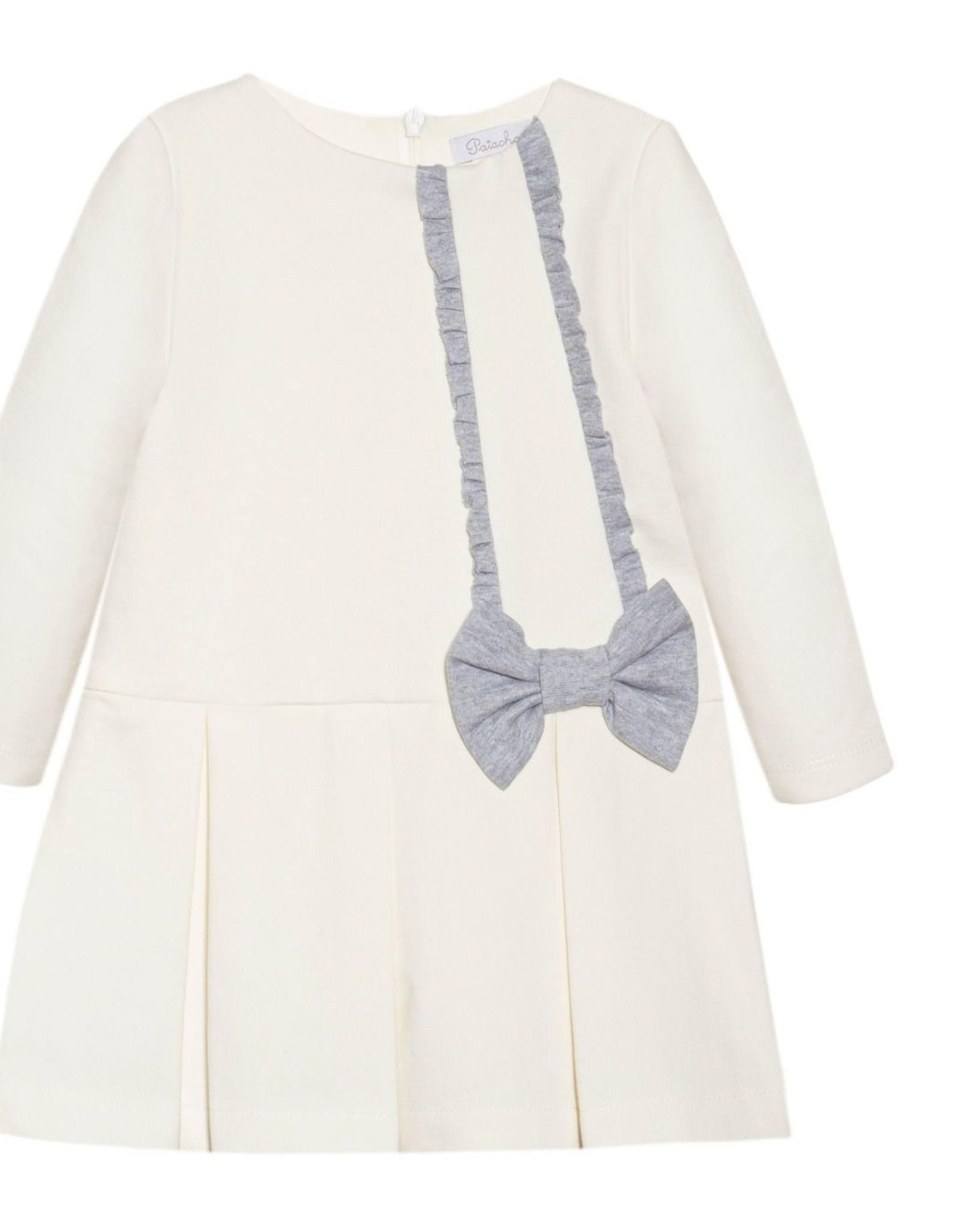 PATACHOU Girl dress ecru