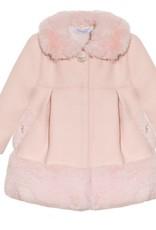 PATACHOU Girl coat pale pink