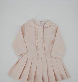 PATACHOU Girl dress melange pink