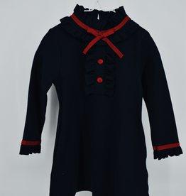 PATACHOU Girl dress marine