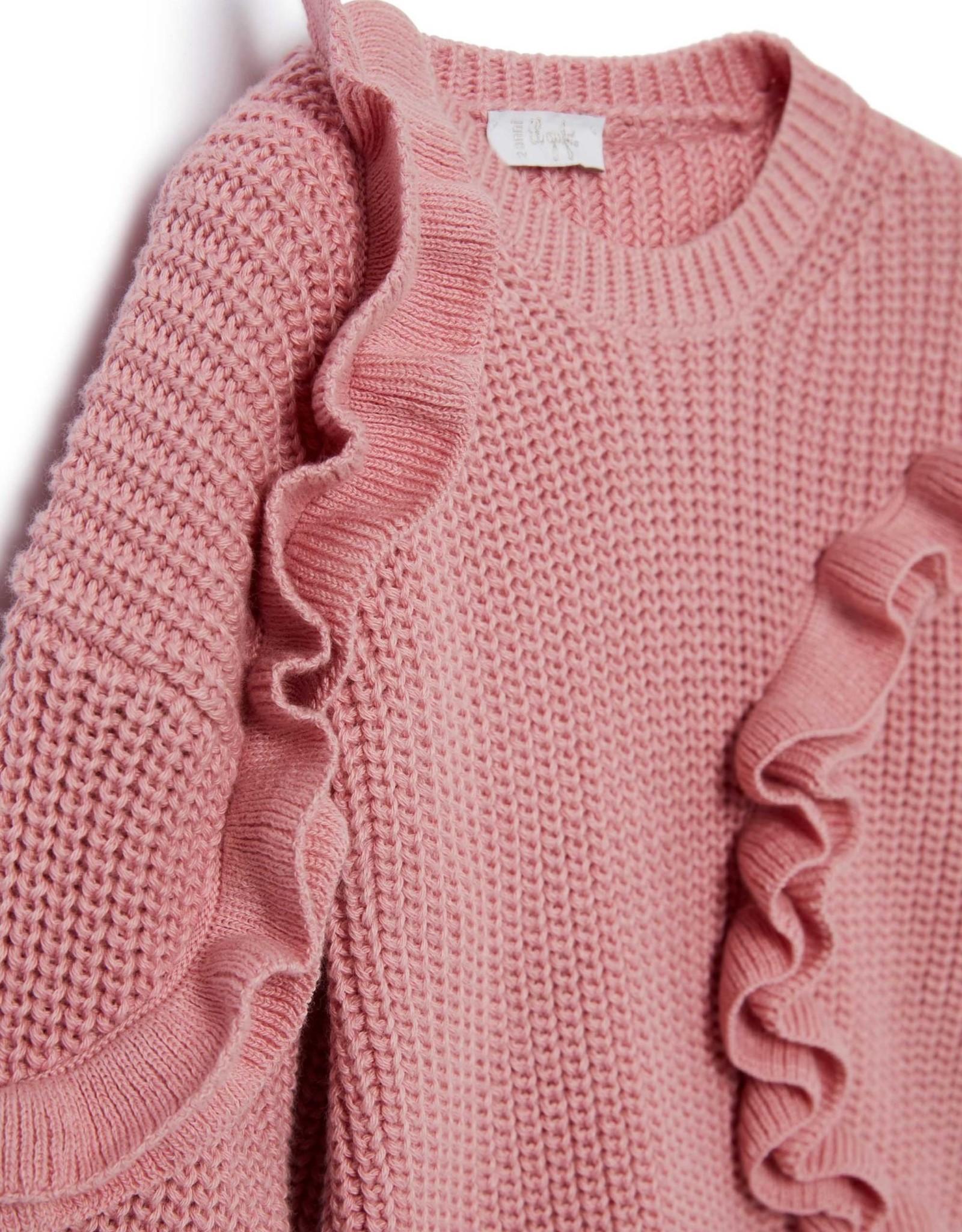 IL GUFO Sweater Cameo Rose