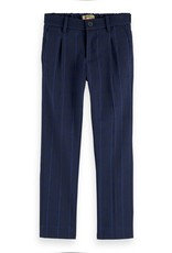 SCOTCH & SODA Dressed pants in structured quality 0217-Combo A