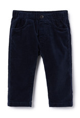IL GUFO Trousers Navy Blue