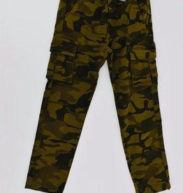 IL GUFO Trousers Hunter Green