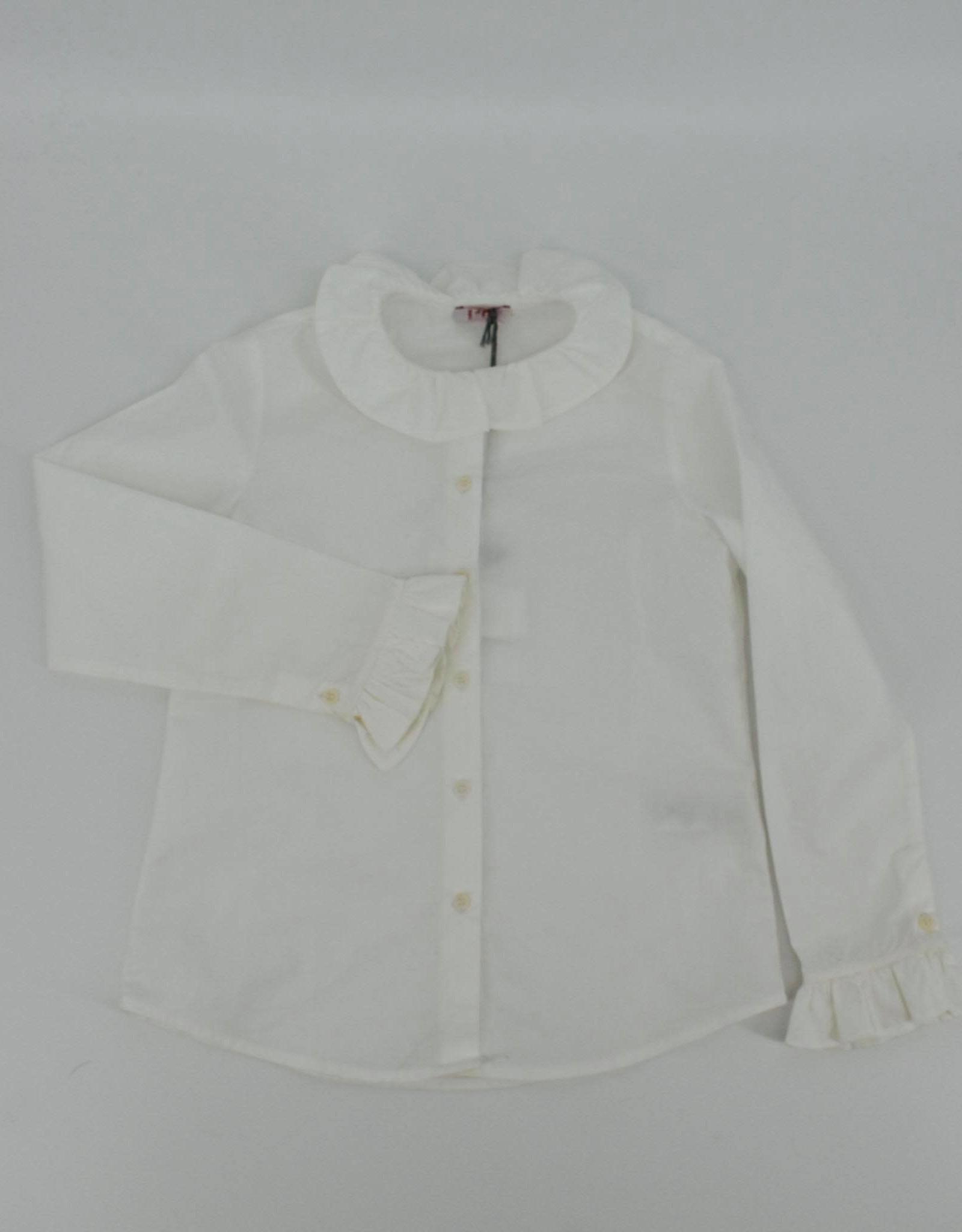 IL GUFO Shirt L/S White