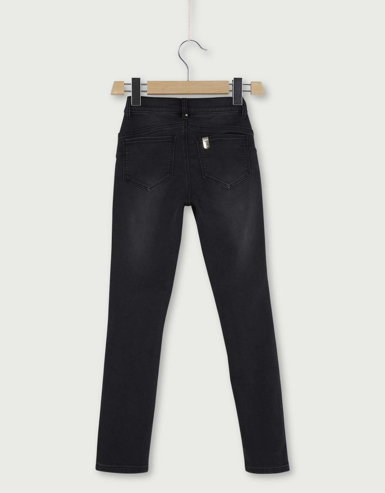 LIU JO Skinny jeans zwart