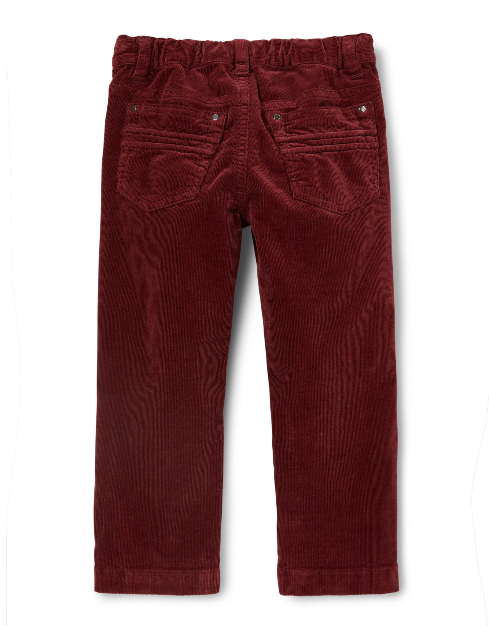 IL GUFO Trousers Burgundy