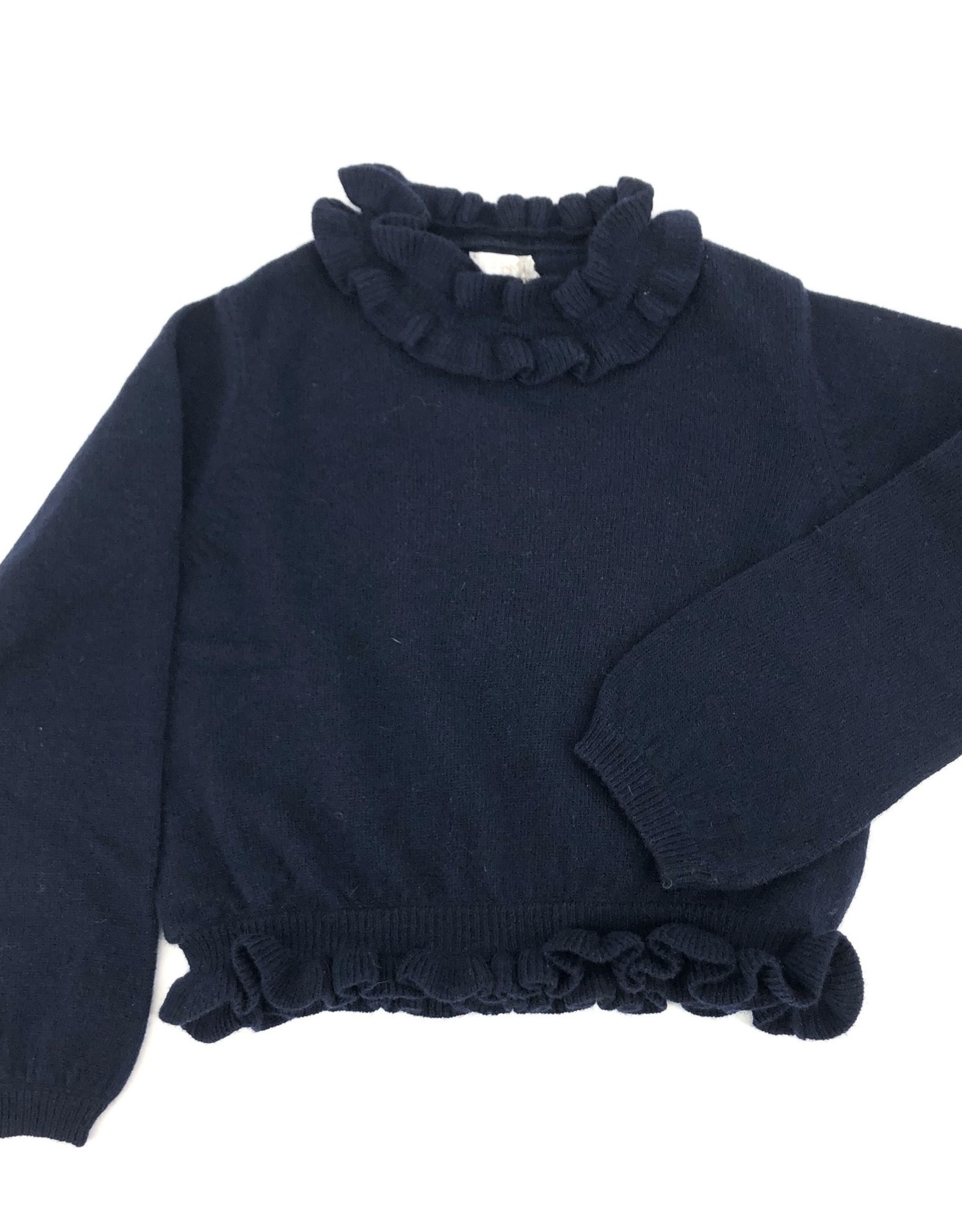 IL GUFO Sweater Navy Blue