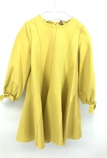 IL GUFO Dress L/S Mustard