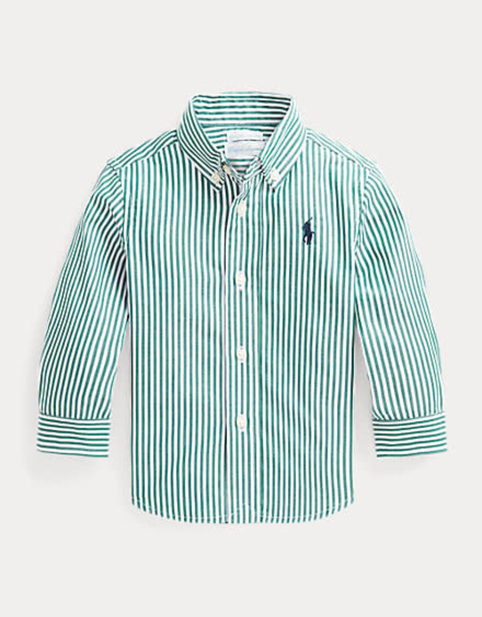 RALPH LAUREN Ls Bd-Tops-Shirt New Forest Multi