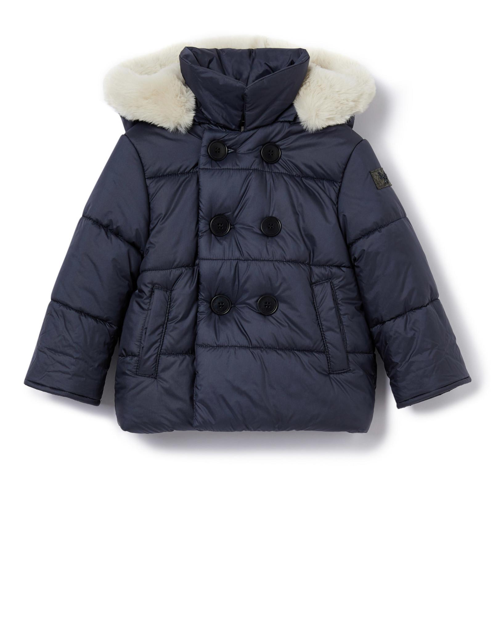 IL GUFO Jacket Dark Blue