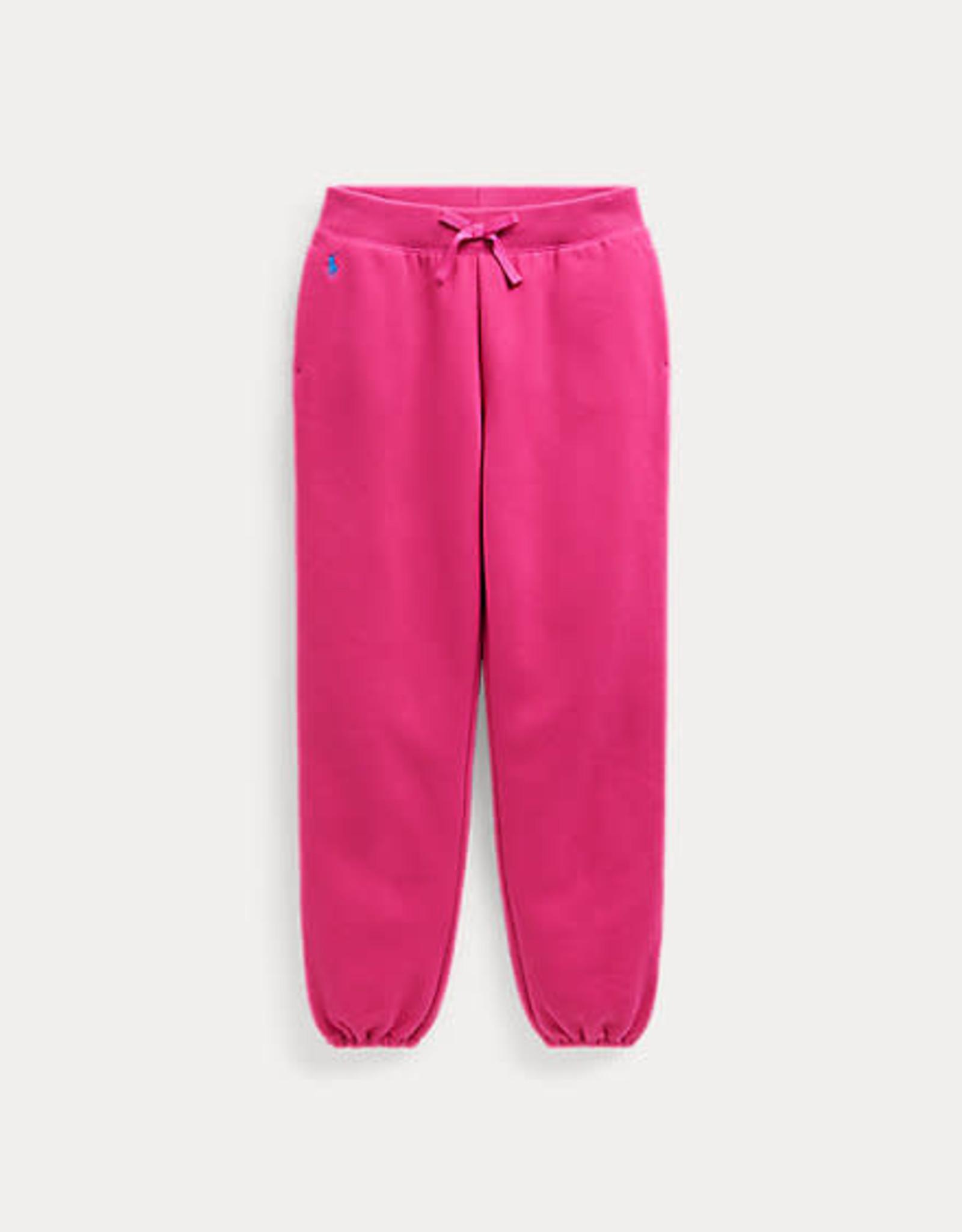 RALPH LAUREN Fleece Pant College Pink
