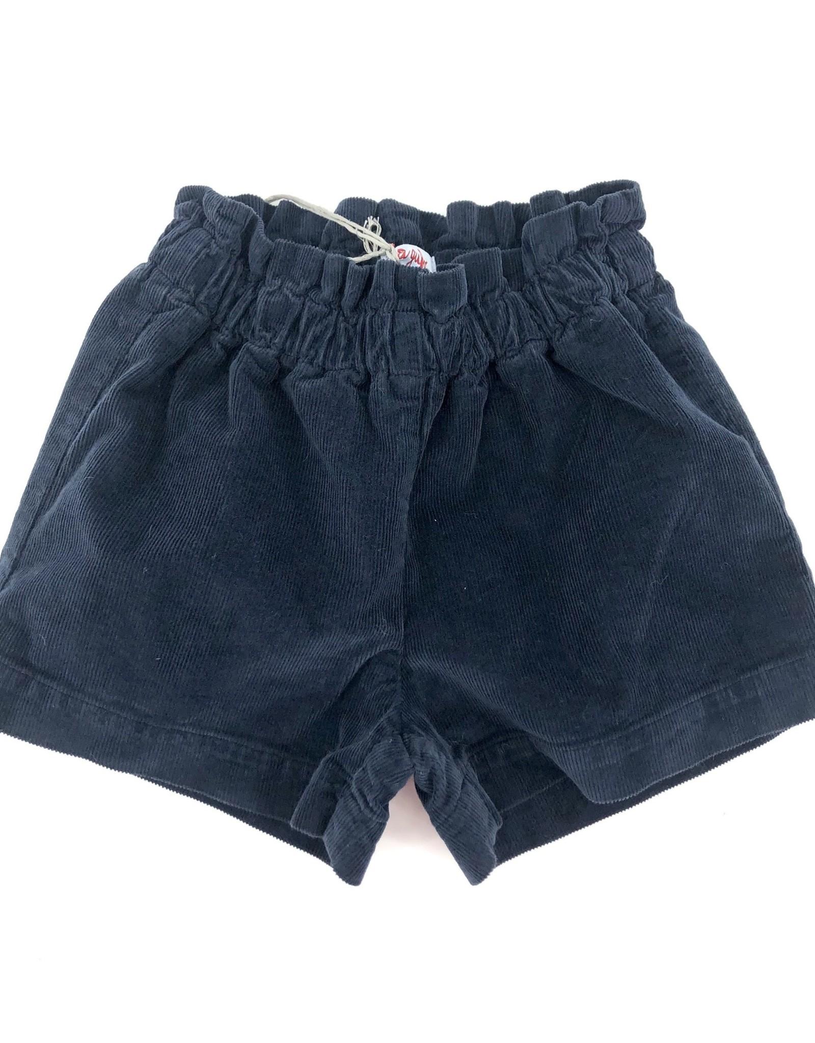 IL GUFO Bermuda Shorts Navy Blue