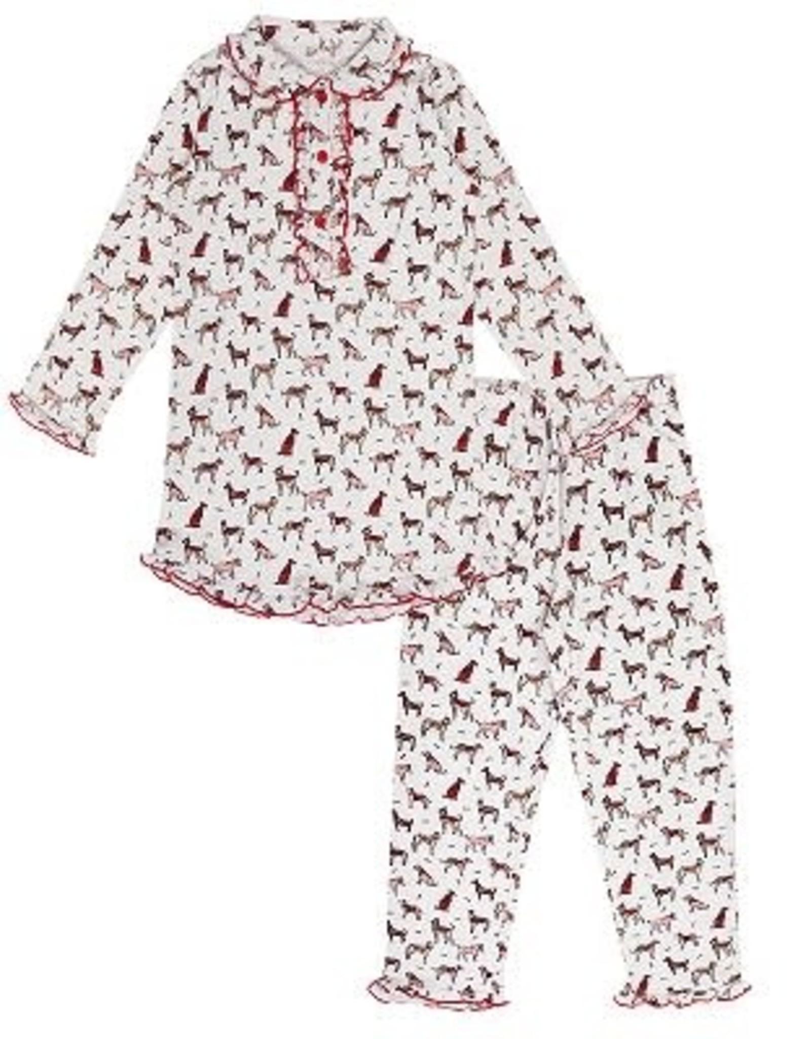 CLAESEN'S Girls pyjama dog