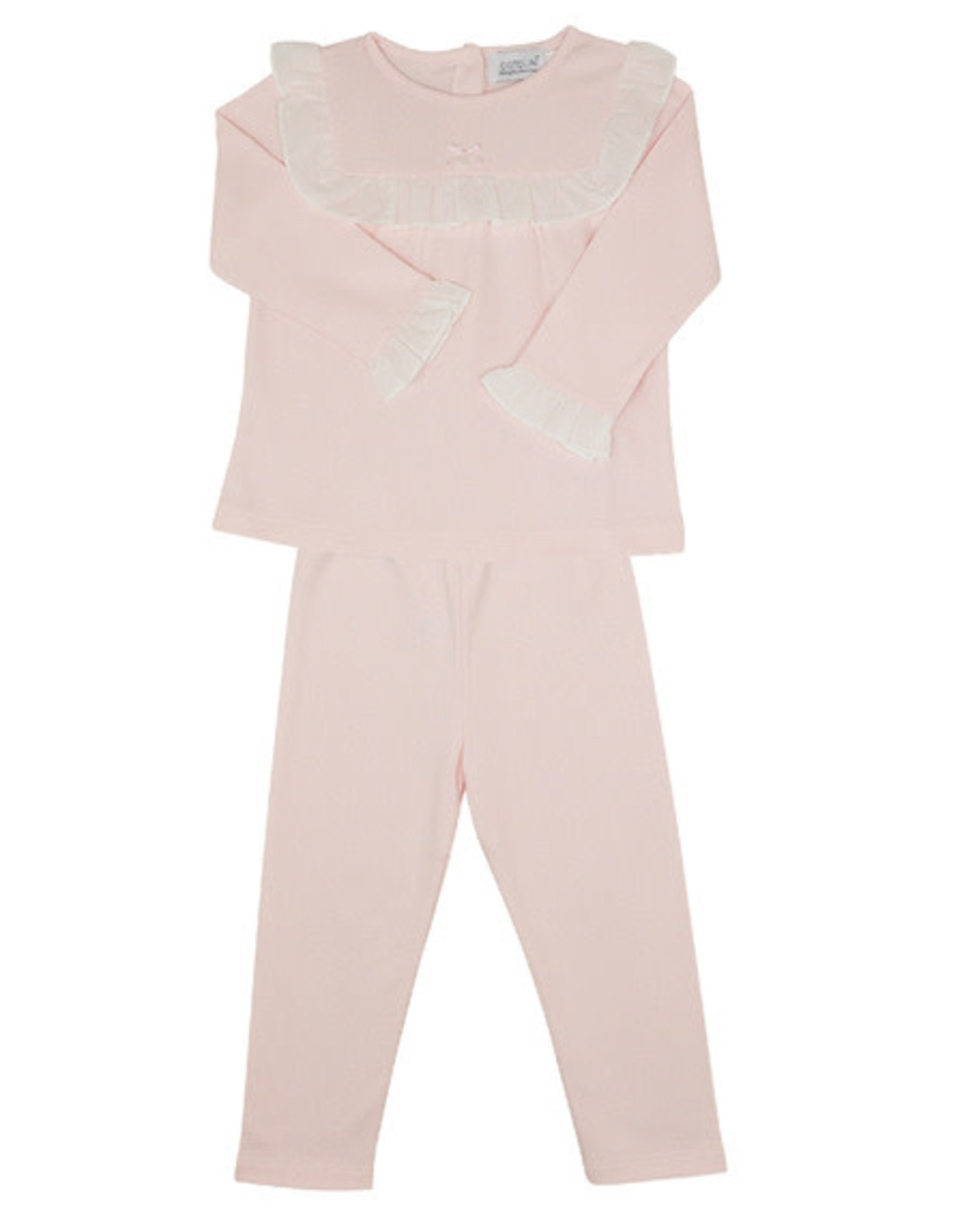 COTOLINI Pyjama Valérie rose