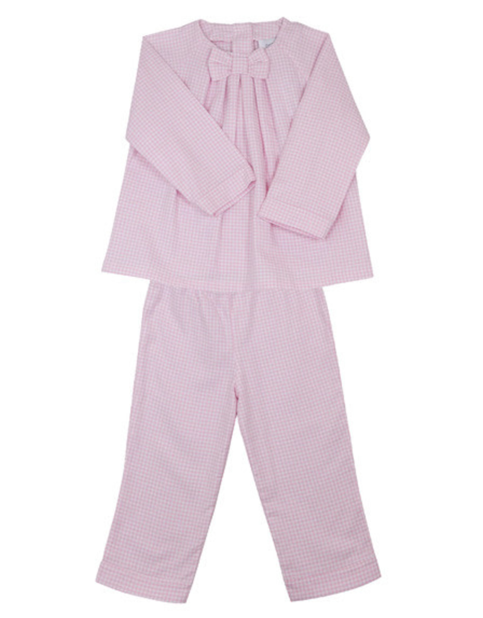 COTOLINI Pyjama Giulietta vichy rose