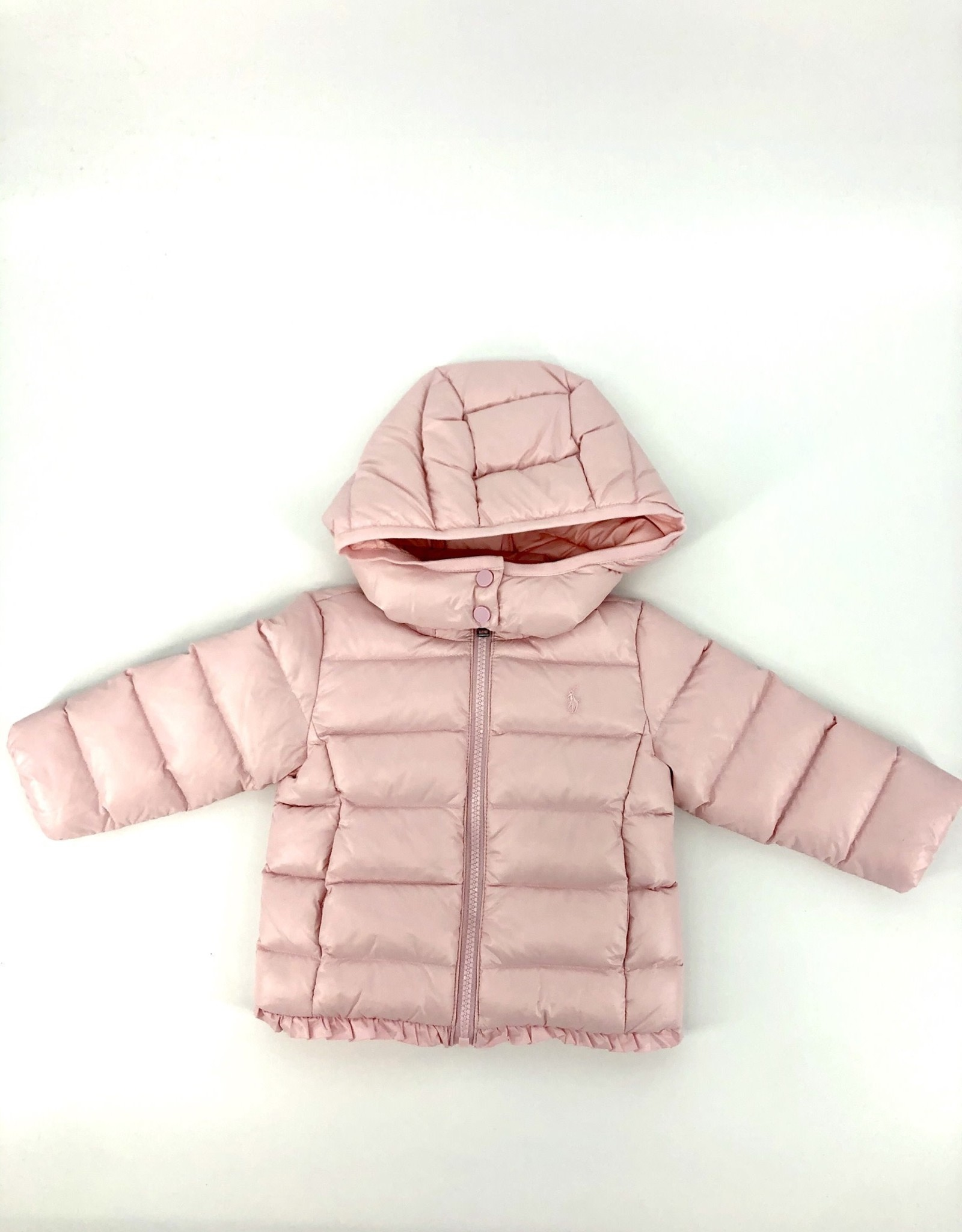 RALPH LAUREN Channel Jacket Outerwear Pink
