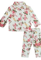 CLAESEN'S Baby girls pyjama romantic flower