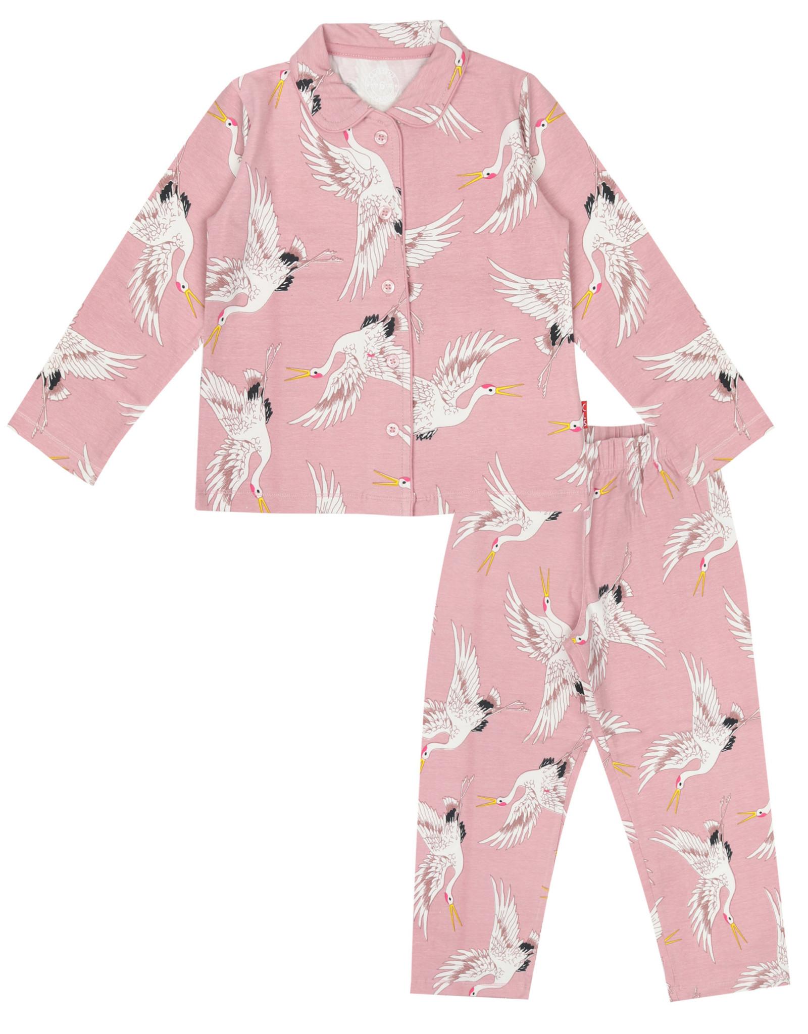 CLAESEN'S Girls pyjama crane