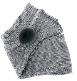 CATYA CATYA Sjaal grijs faux pels