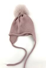 CATYA CATYA Muts vieux roze oren pels