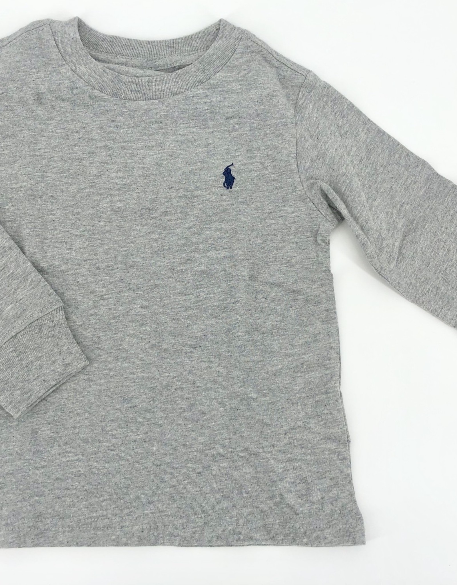 RALPH LAUREN RALPH LAUREN T-shirt grijs
